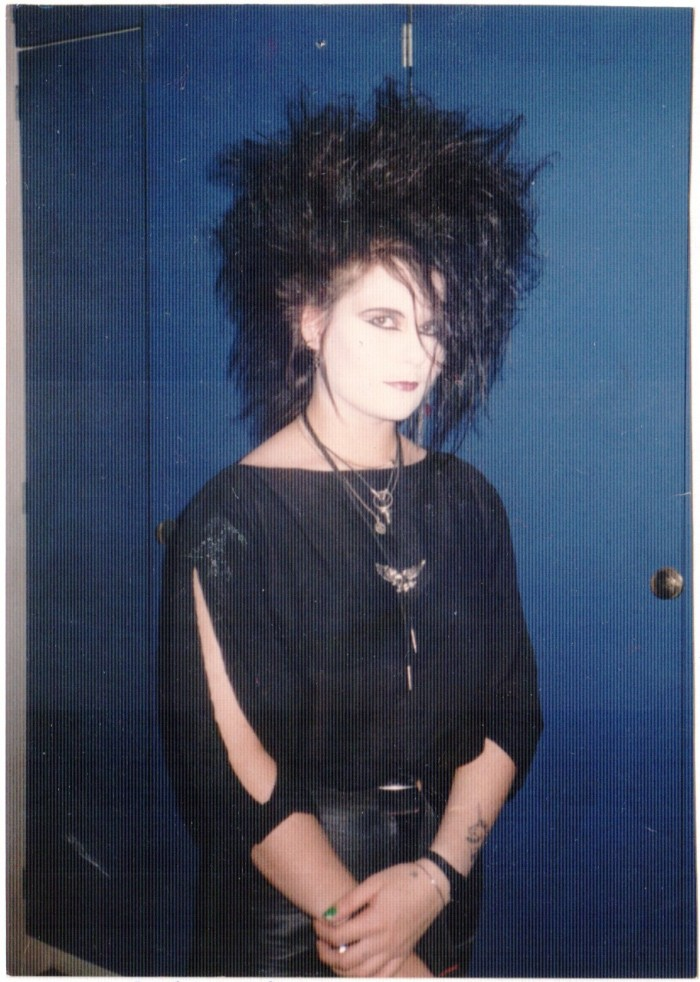 Portraits Of 80 S Death Rock Goth Culture Cvlt Nation