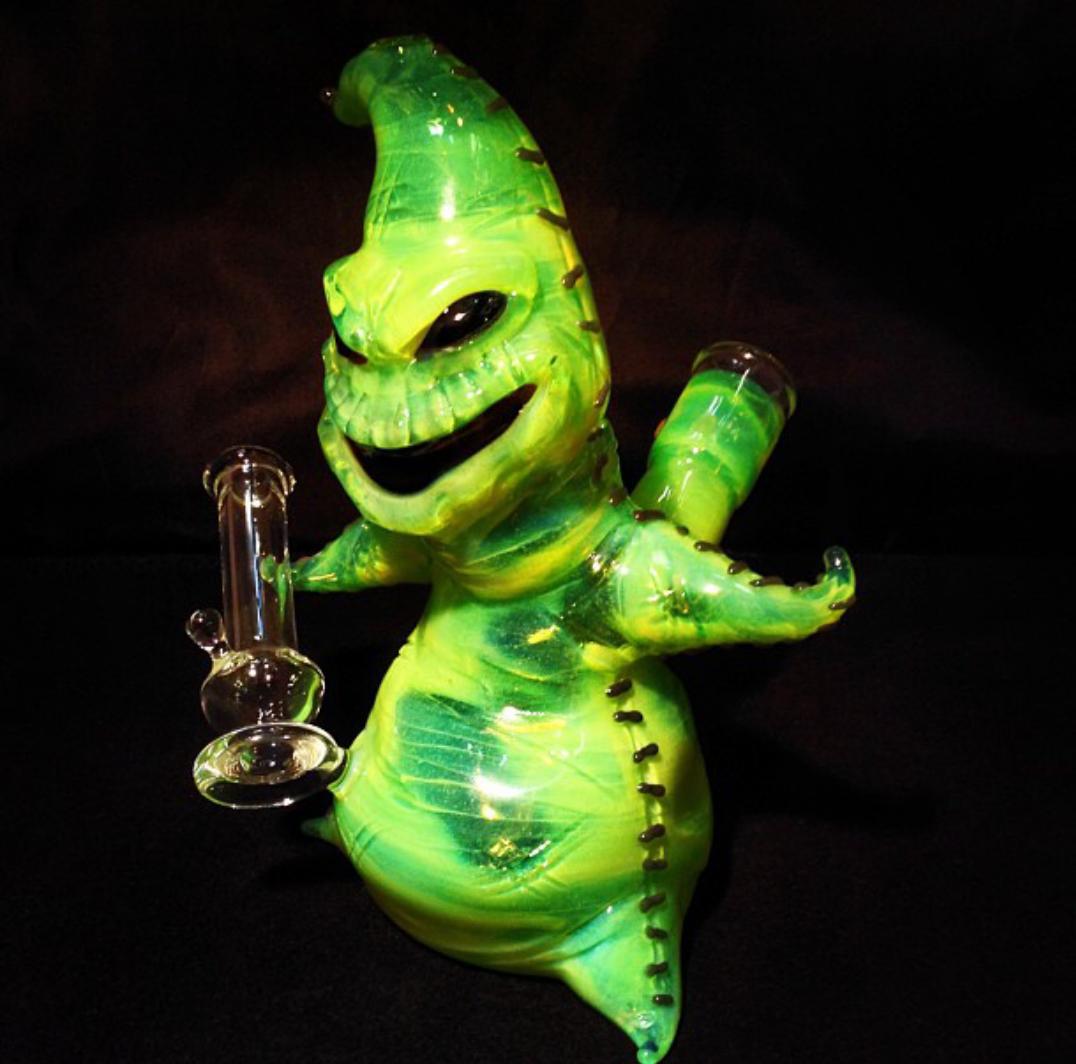CVLT Nation's Favorite Tumblr… Glass Art of Horror   CVLT Nation