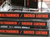 CVLT Nation Premiere: <br/>KVLTHAMMER & SACRED LEATHER <br/>Split Preview
