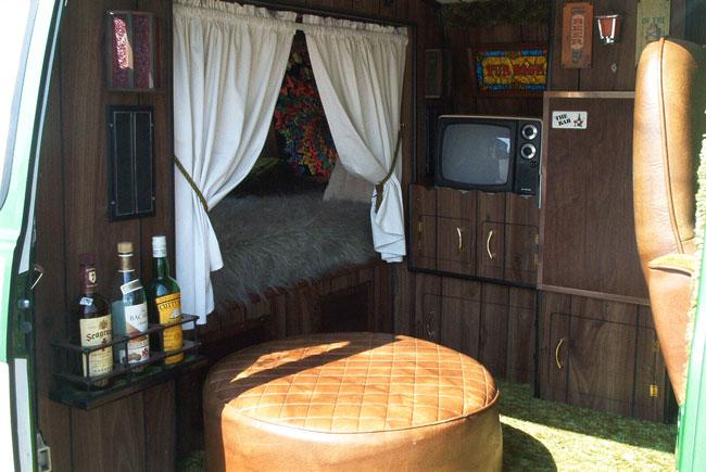 Magic Carpet Rides In 70's Shaggin Wagons…   CVLT Nation
