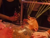 NSFW! <br/>St. Sebastian: Ron Athey <br/>Performance + More