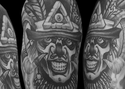 CVLT Nation Interviews – Tattoo Artist Jeremy Sutton