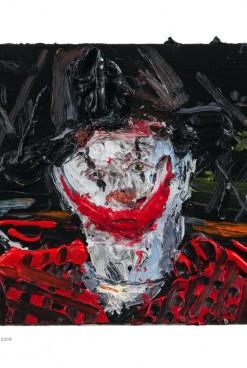 Allison Schulnik's Oil Paintings Spotlight