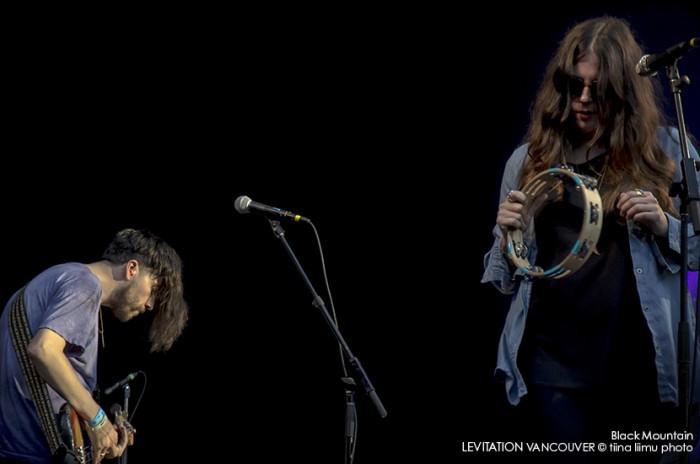 BLACK MOUNTAIN; LEVITATION VANCOUVER; 2015; tiina liimu music ph