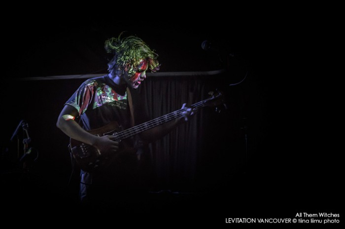ALL THEM WITCHES; LEVITATION VANCOUVER; 2015; tiina liimu music