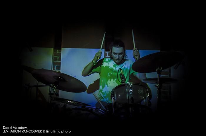 DEAD MEADOW; LEVITATION VANCOUVER; 2015; tiina liimu music photo