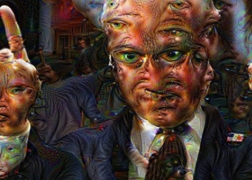 This Is Your Mind on GOOGLE Deep Dream