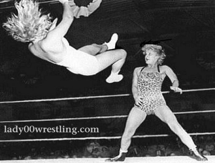 Bbw Bad To The Bone Wrestling 110