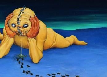 Beasts and Women <br/>Lorenzo Alessandri's Surreal Fantasies