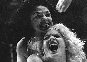 Bad to the Bone! <br/>Portraits of Vintage Female Pro Wrestling