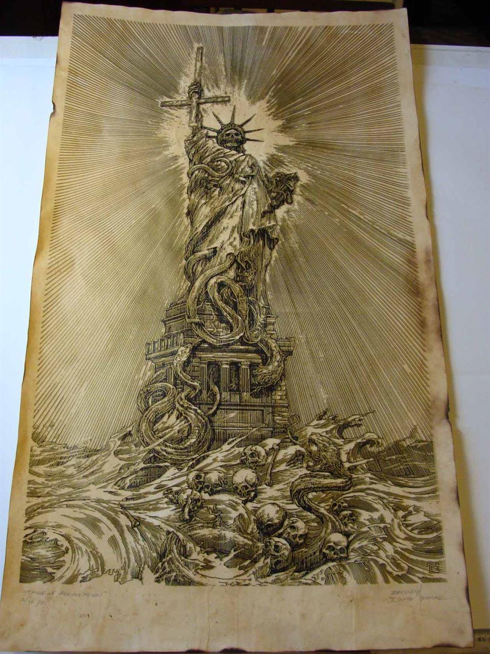Zbigniew M Bielak Artworks Spotlight Cvlt Nation