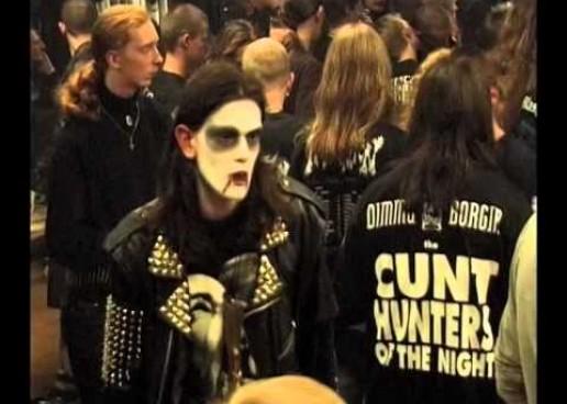 BLACK METAL Belgium Documentary  1998