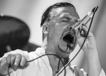 The Real Thing! <br/>CVLT Nation captures FAITH NO MORE // REFUSED <br/>in New York