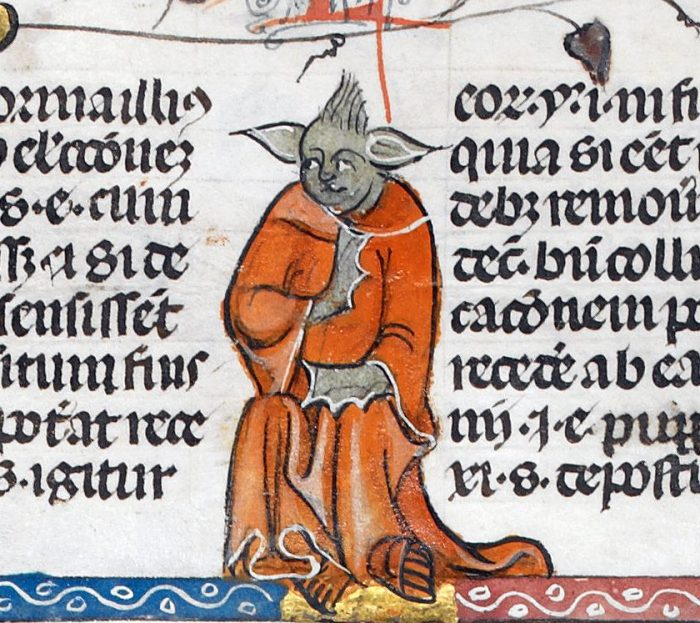 'The-Smithfield-Decretals'-Decretals-of-Gregory-IX-with-glossa-ordinaria-Tolouse-ca.-1300-illuminations-added-in-London-ca.-1340-British-Library-Royal-10-E-IV-fol.-30v