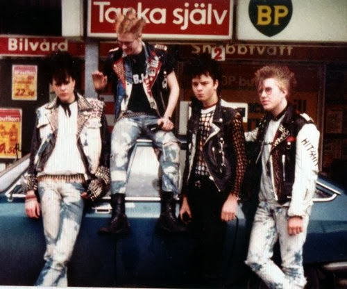 Essays on punk subculture