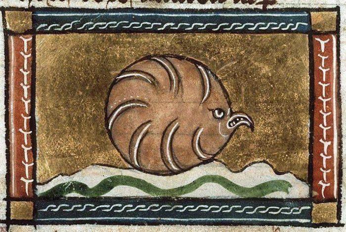 Jacob-van-Maerlant-Der-Naturen-Bloeme-Flanders-ca.-1350-Den-Haag-Koninklijke-Bibliotheek-KA-16-fol.-108v
