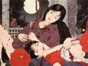 The Vampire Awakening… <br/>The Art of Takato Yamamoto