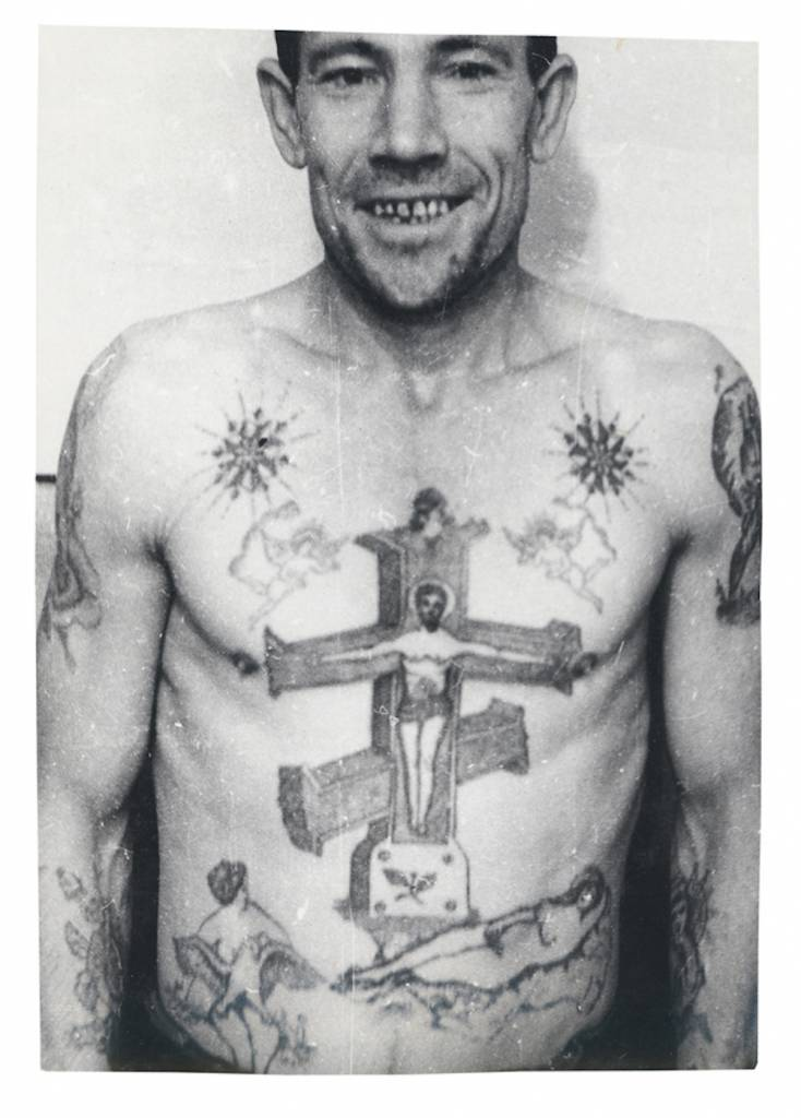 russian gangster tattoos u2026decoding the mark of cain 1960