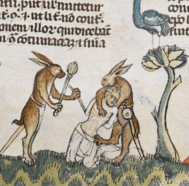 Rabbits-killing-men-in-The-Smithfield-Decretals-c.-1300