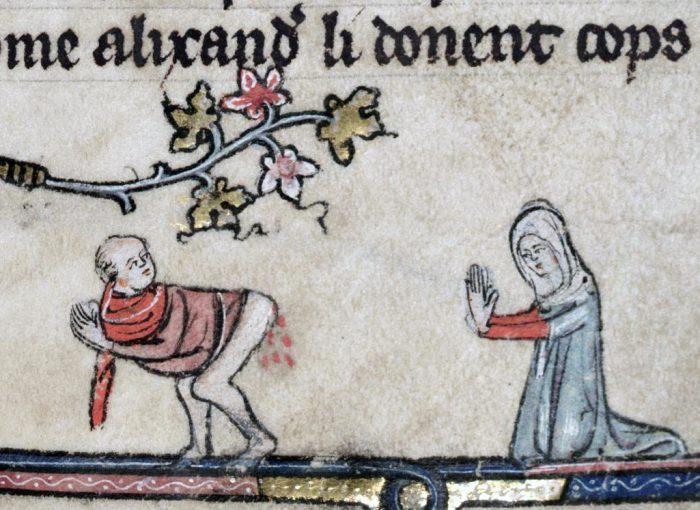 Roman-d'Alexandre-Tournai-1338-1344.-Bodleian-Library-MS.-Bodl.-264-fol.-56r