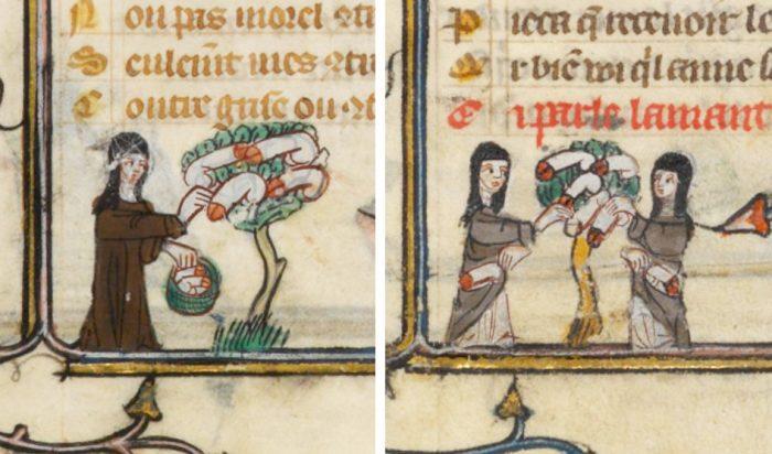 Roman-de-la-Rose-France-14th-century.-Paris-Bibliothèque-nationale-de-France-Français-25526-fols.-106v-160r-