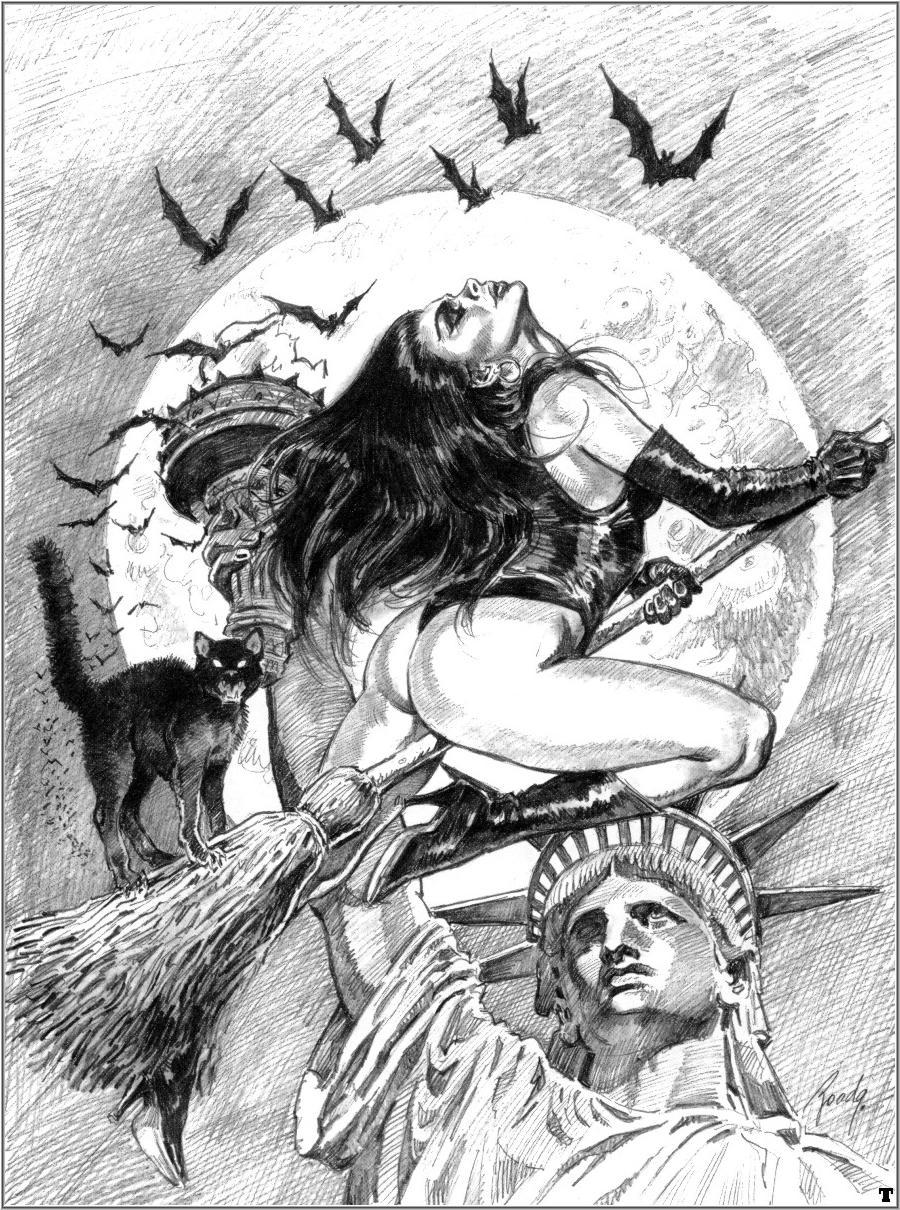 Черно белый эротический рисунок 6 фотография