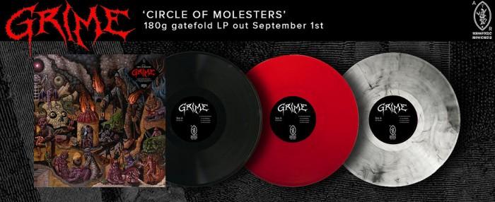 grime - circle LP