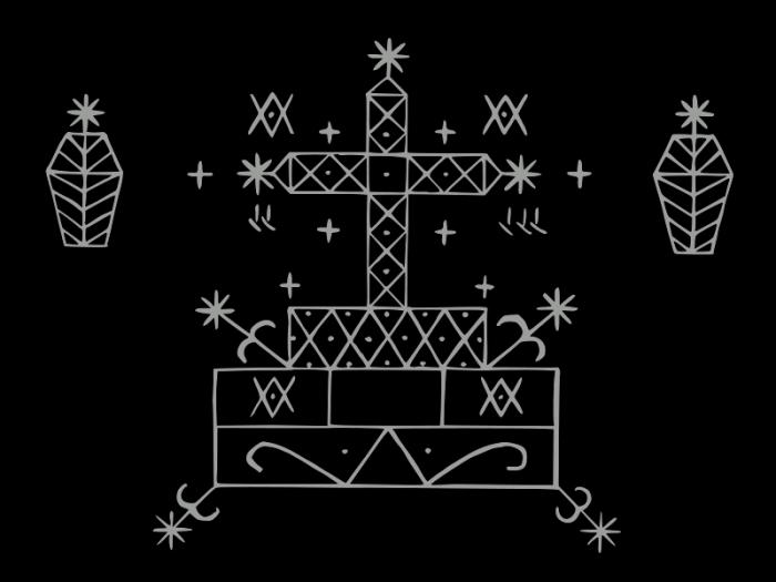 vodou_veve_baron_samedi_voodoo_symbol