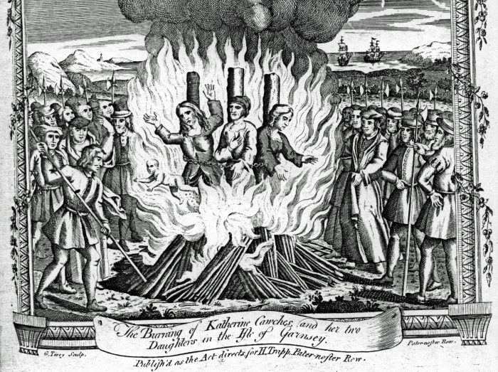 1560s-foxes-book-of-martyrs-burning of 3 women