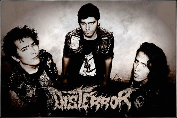 disterror band