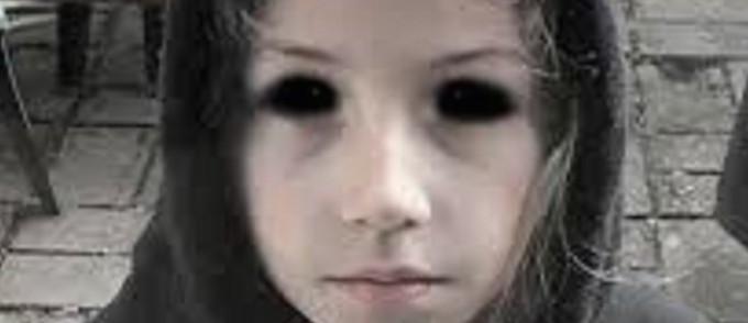 Black eyed children myth