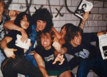 Portraits of…80's Heavy Metal Culture