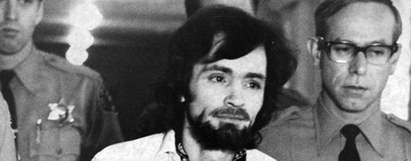 Charles Manson Letters