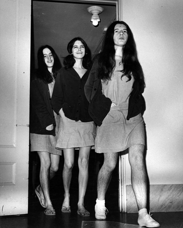leave something witchy the manson family trial photo essay