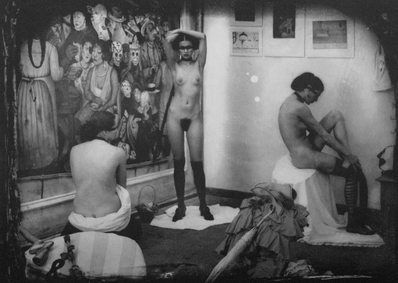 Patricia paay naked