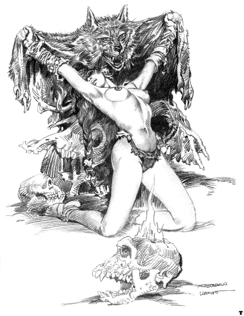 Death erotic fantasy impossible