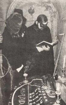 book-rituals