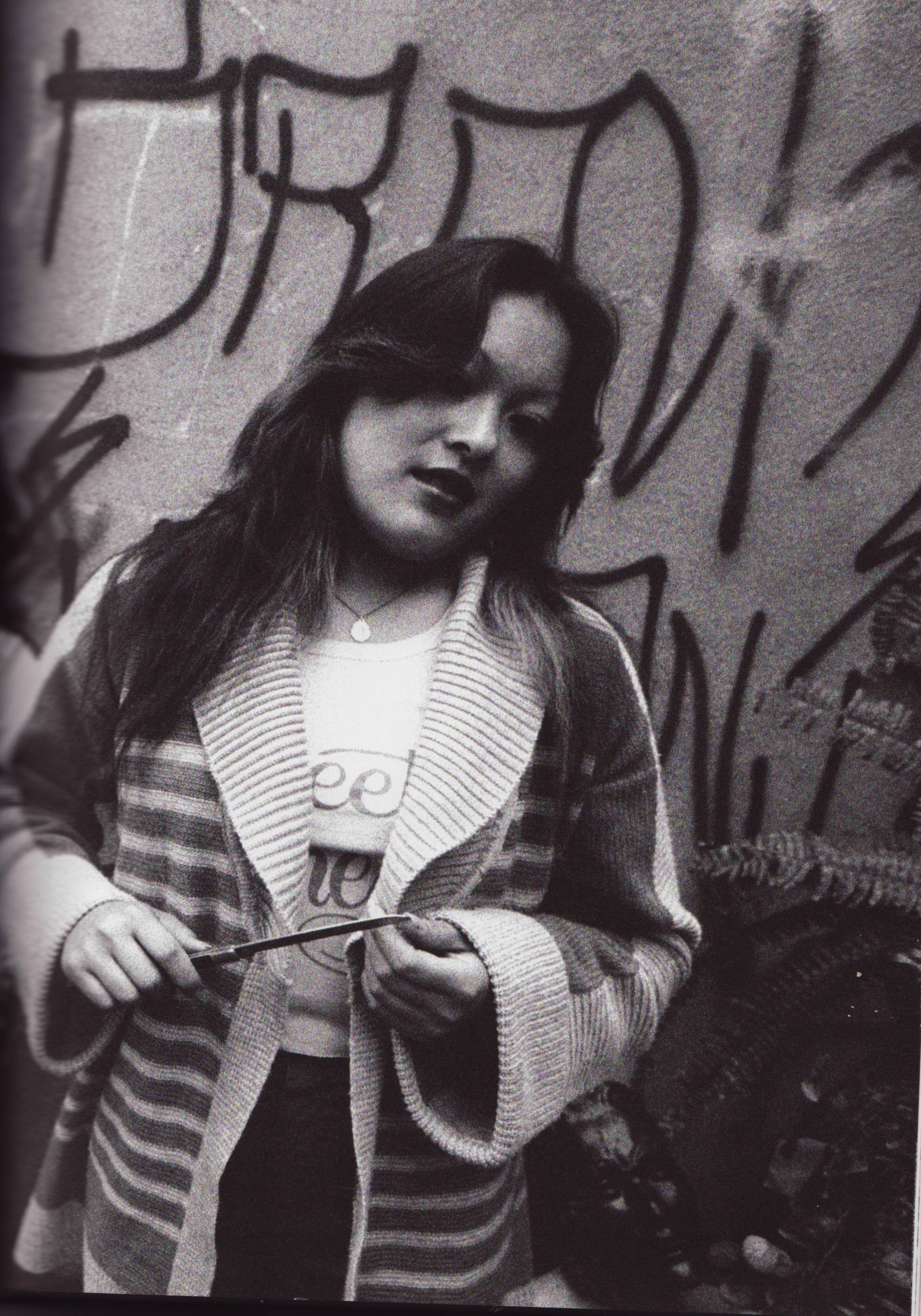 Chola Girls Naked Awesome portraits of 70's & 80's cholas culture -