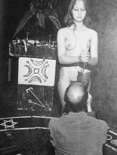 The Sacrifice Nude Woman Ritual Sacrifice Magick Witchcraft