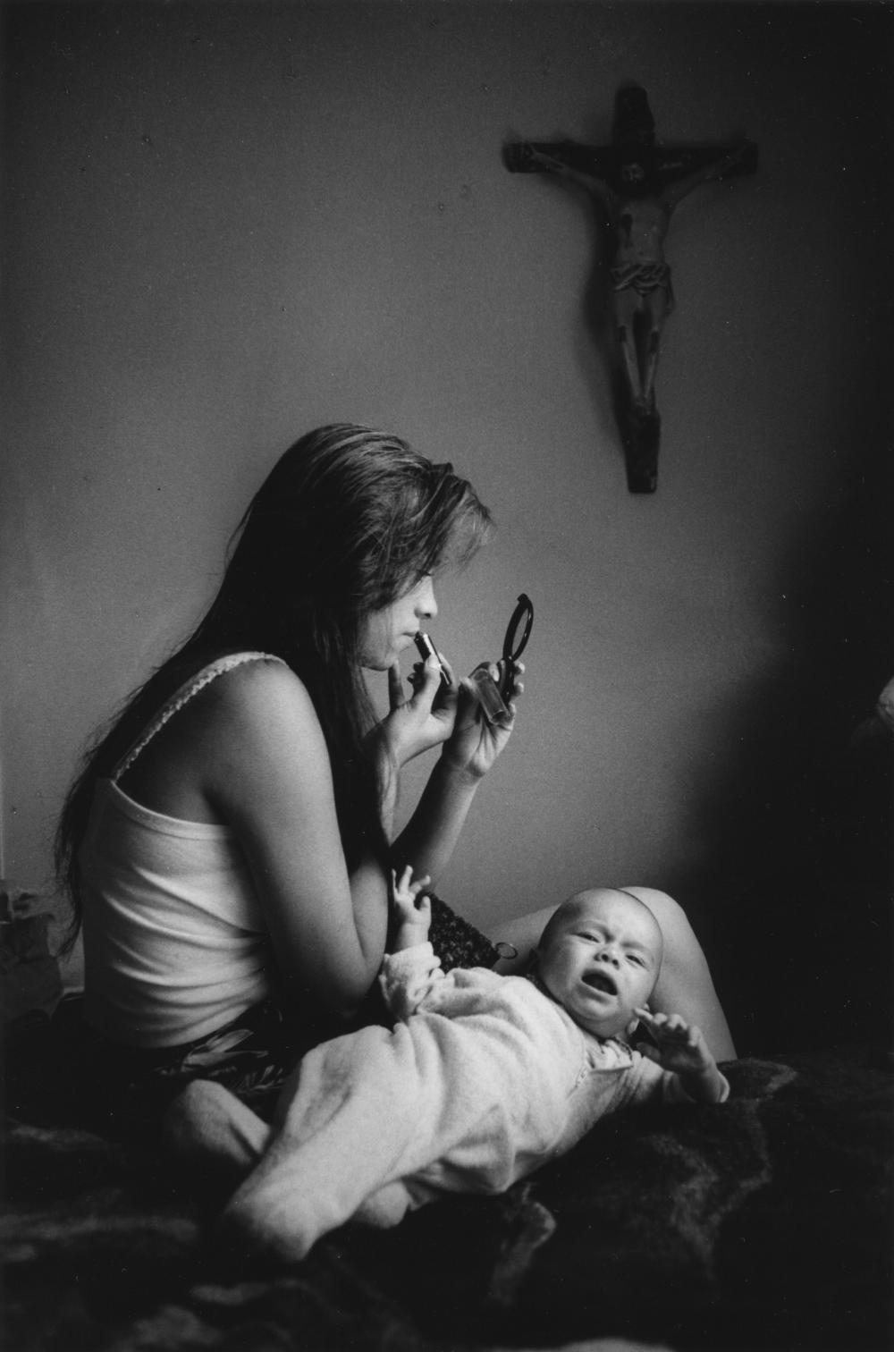 Chola Girls Naked Ele portraits of 70's & 80's cholas culture -