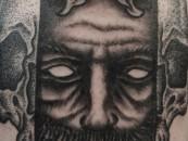 A Black Ink Master! <br/>Rafel Delalande Tattoo Spotlight