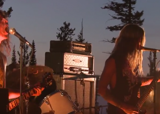 CVLT Nation Video Premiere WAYFARER Live in the Rockies