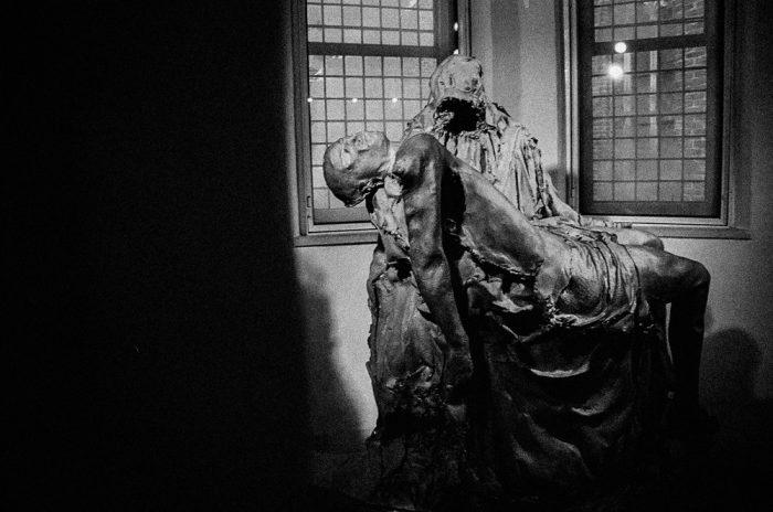 Pieta by Caspar Berger