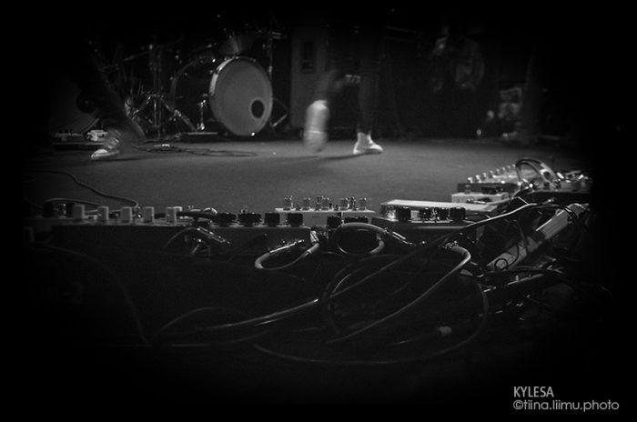 KYLESA; BILTMORE CABARET; VANCOUVER 2015; tiina liimu music photography