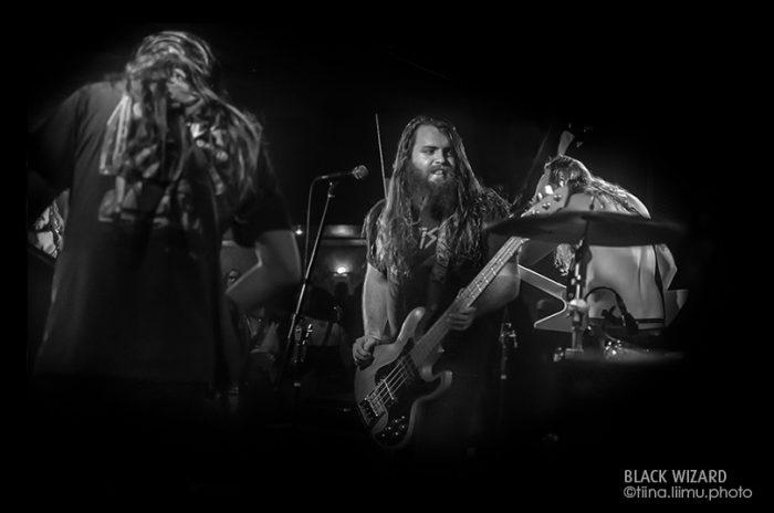 BLACK WIZARD; BILTMORE CABARET; VANCOUVER 2015; tiina liimu music photography