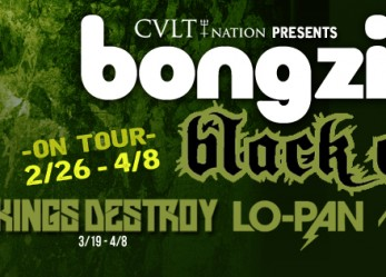 Run for your pipes! BONGZILLA takes North America in 2016!