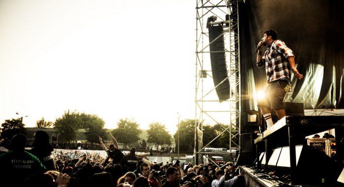Deftness Concert nu metal