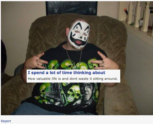 Juggalo dating site