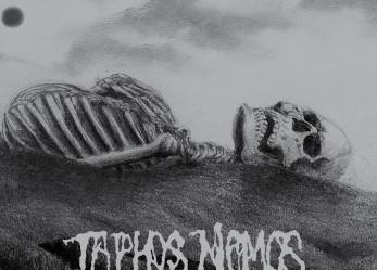 """CVLT Nation Premiere: TAPHOS NOMOS """"Pyroclastic Flow"""""""