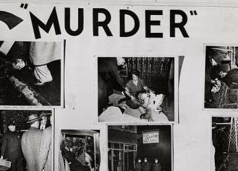 Graphic NSFW:<br/>Photos From 100 Years Ago…<br/>  New York Crime Scene Photos From 1915 – 1930